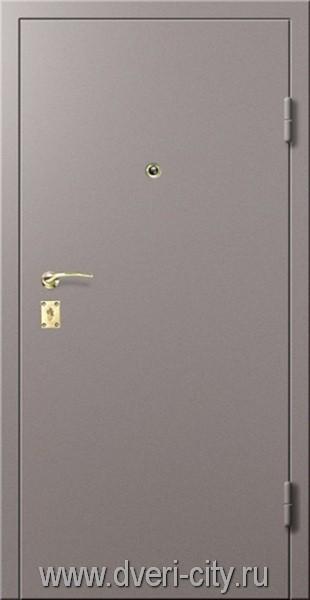 металлическая дверь с порошковым напылением лист 3 мм