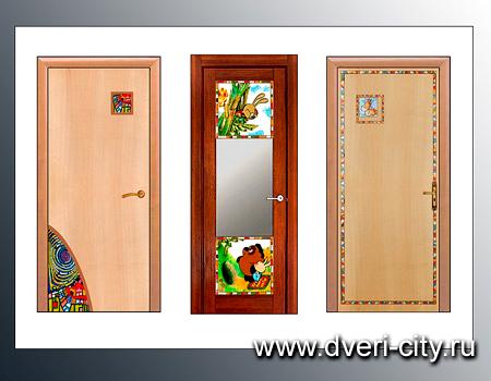 двери входные для детского сада